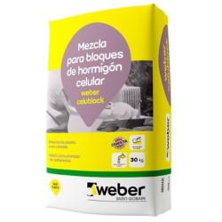 Pegamento Weber Celublock x 30Kg