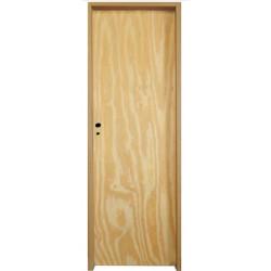 Puerta Placa pino marco madera - 70x15...