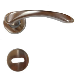 Manija lanin - bronce - platil  6317