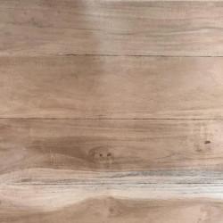 Lourdes Eucalipto beige 56x56cm