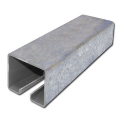 Guia hierro 170 - 32mm x 3mts