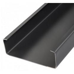 Perfil C LAC - 100x40x1.6mm - Barra de 12m