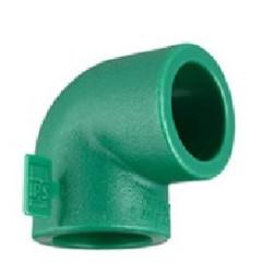 Fusión-codo 90° 32mm hh
