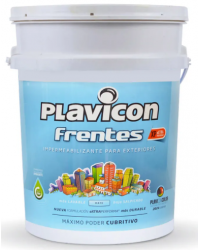 PLAVICON FRENTES BLANCO X 25 KG
