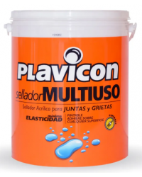 PLAVICON SELLADOR MULTIUSO BLANCO X 5 KG