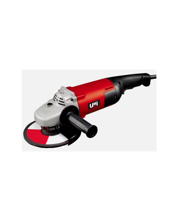 AMOLADORA ANGULAR 180MM 2200W 8300 RPM W-UMI