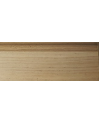 ZOCALO LUXE ROBLE NATURAL 75X2600MM