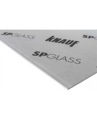 KNAUF PLACA YESO SP GLASS 12,5MM X 1200MM X 2400MM