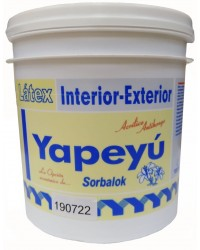 SORBALOK-LATEX YAPEYU INT/EXT X  4 LT