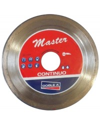 DISCO DE CORTE 180 DIAMANTADO LISO-DOBLE A