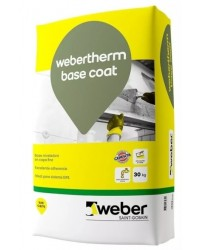 Weber base coat gris x 30kg