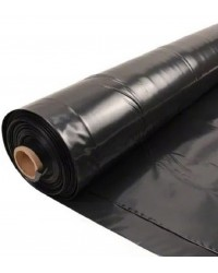 Agropol negro 200 micrones ancho:4m x 5ml