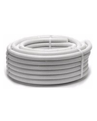 Caño para luz PVC flexible 3/4' x ml - Blanco