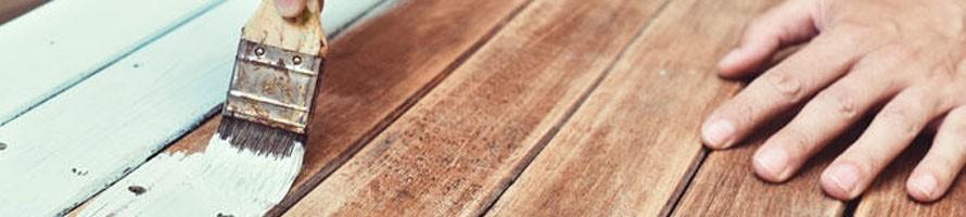 Lineas en madera